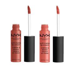 Tečni mat ruževi za usne - NYX Professional Makeup SMLC