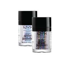 Gliteri - NYX Professional Makeup Mettalic glitters