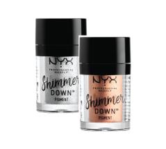 Pigment u prahu za oči - NYX Professional Makeup Shimmer