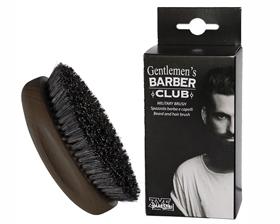 GENTLEMEN`S BARBER CLUB četka za bradu i kosu