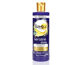 Šampon protiv statičkog elektriciteta Keratine Divine