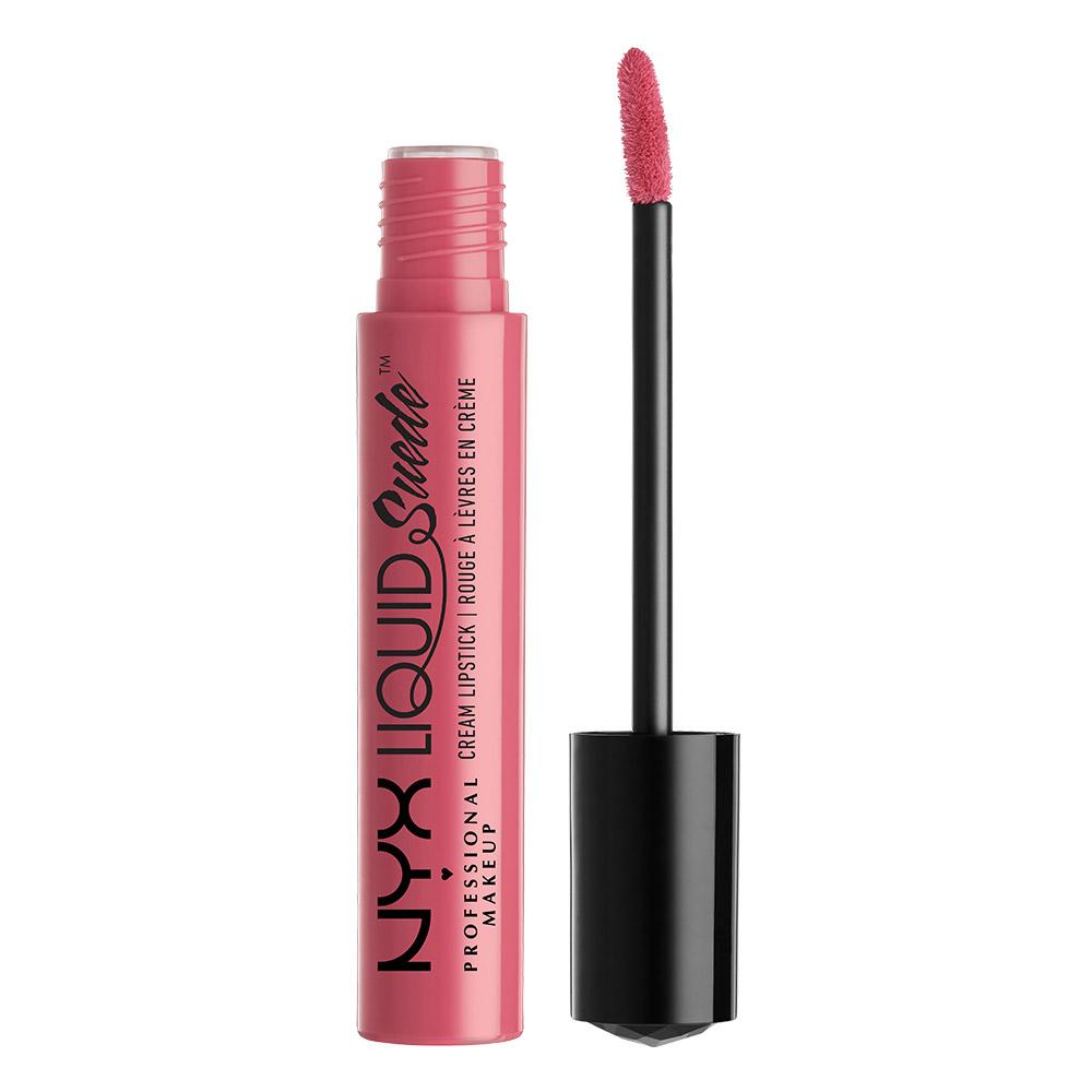 NYX Professional Makeup Suede tečni kremasti ruževi za usne