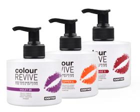 Osvežite boju kose između <br/> 2 farbanja