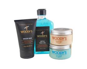 Woody's kozmetika za muškarce